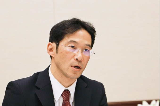 北区医師会訪問看護ステーション 介護支援専門員 小沼弘樹さん