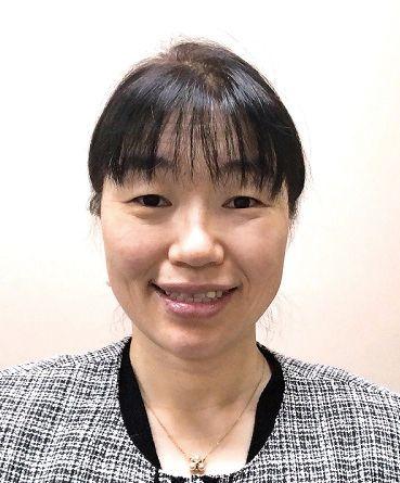 採用センターの前田洋美さん