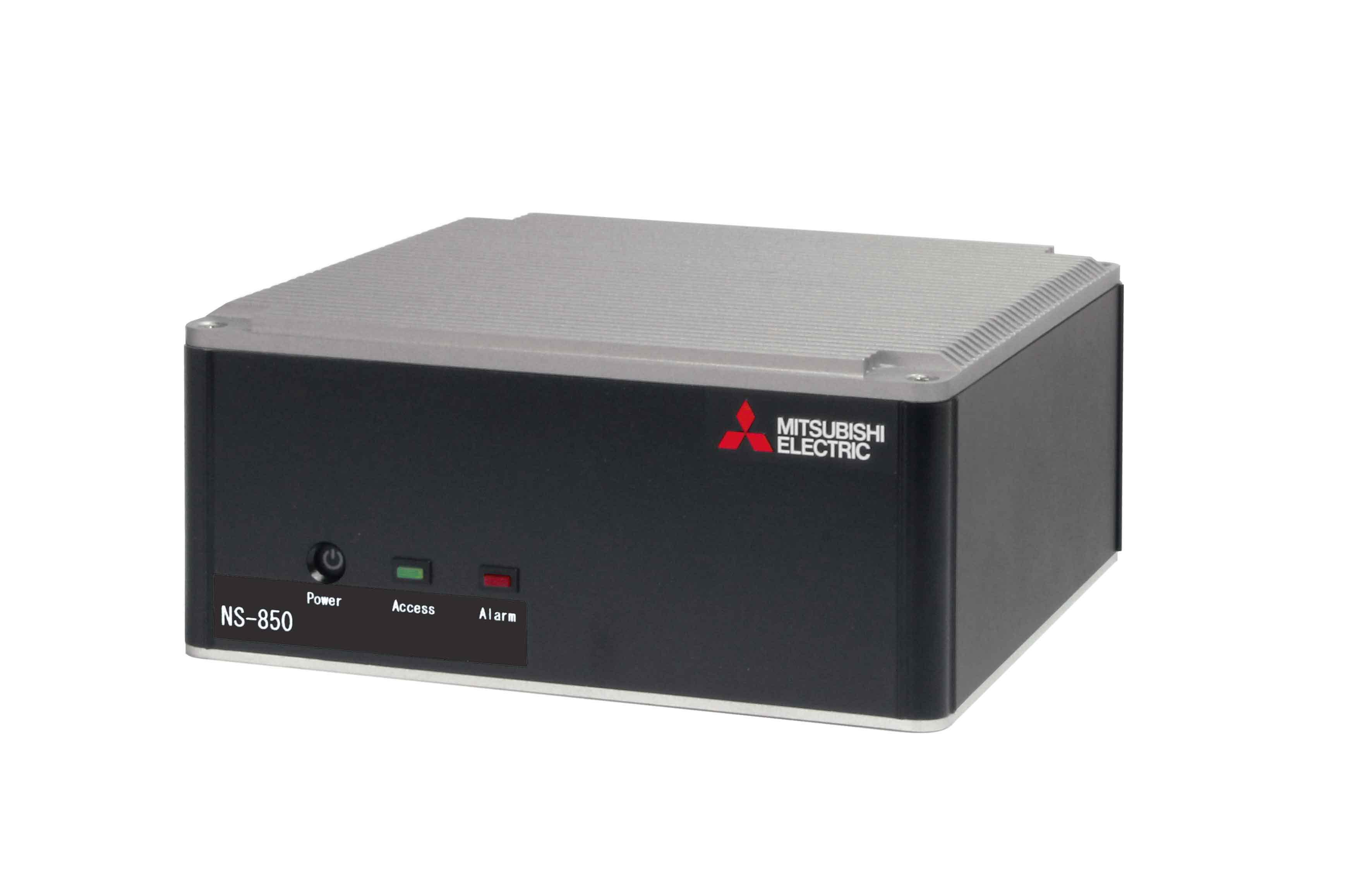 (画像2)コンパクトサイズの「ネカ録NS-850」は16 台のカメラと接続できる