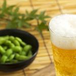 ビールに枝豆は大正解!熱い夏を乗り切る枝豆効果!