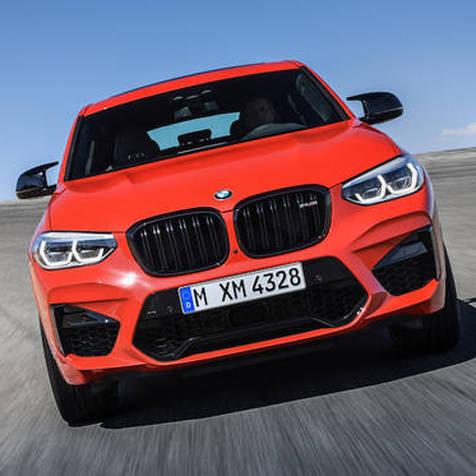 Mの新たなラインアップ「X3 M」「X4 M」が誕生|BMW