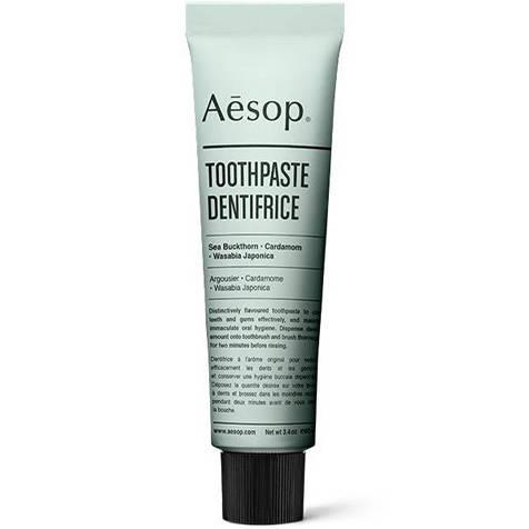【7/1発売】初の歯磨き粉「イソップ トゥースペースト」誕生|Aēsop