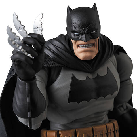 MAFEX BATMAN (The Dark Knight Returns)|MEDICOM TOY