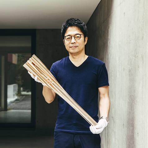 吉岡徳仁ロングインタビュー「想いをかたちにするデザイン」