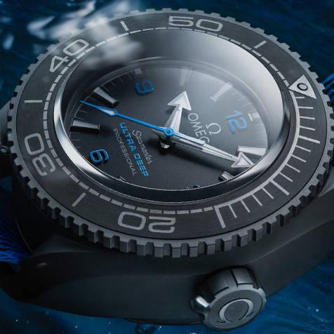 地球最深部への潜水に随行したダイバーズウオッチ|OMEGA