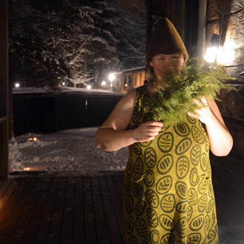 [短期連載4]フィンランド人と一緒にサウナに入ろう! SAUNAでマインドフルネスしよう!|TRAVEL