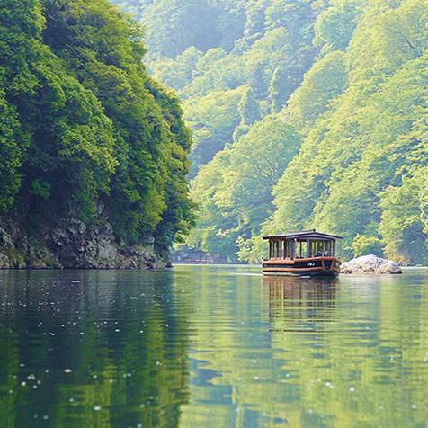 「星のや京都」にて、いにしえのミヤコビトと同じ納涼を体験する|TRAVEL