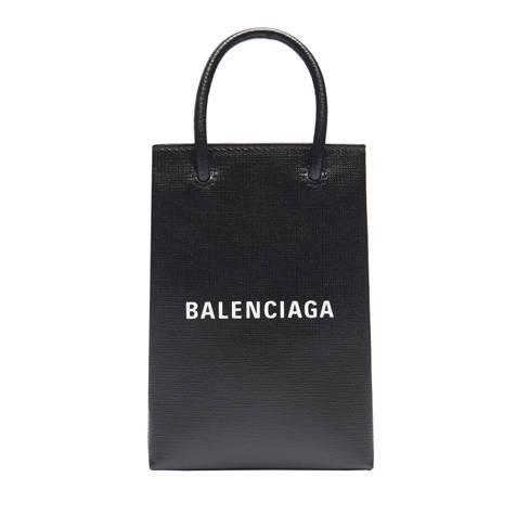 携帯電話がすっぽり入る最もコンパクトなバレンシアガ フォン ホルダー バッグ|BALENCIAGA