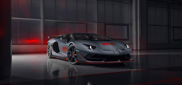 「アヴェンタドールSVJ63 ロードスター」「ウラカンEVO GTセレブレーション」を公開|Lamborghini