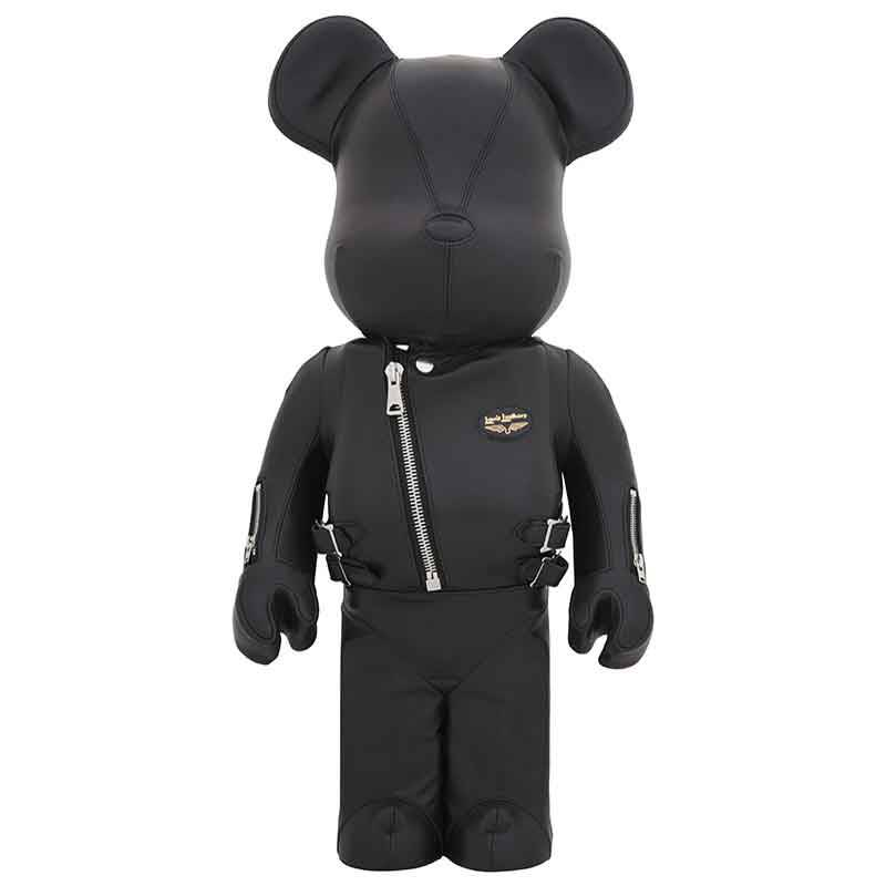 BE@RBRICK × Lewis Leathers 100% & 400%/1000%|MEDICOM TOY