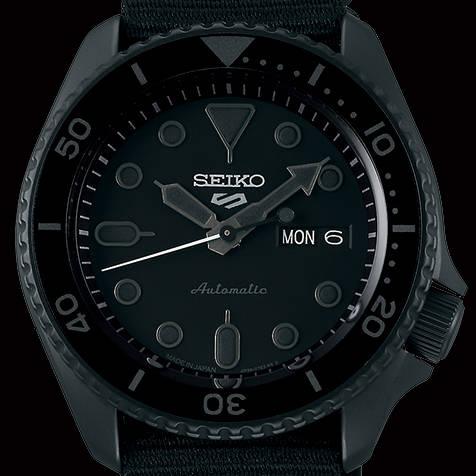 現代を象徴する5つのスタイルで「セイコー5スポーツ」がリローンチ|SEIKO