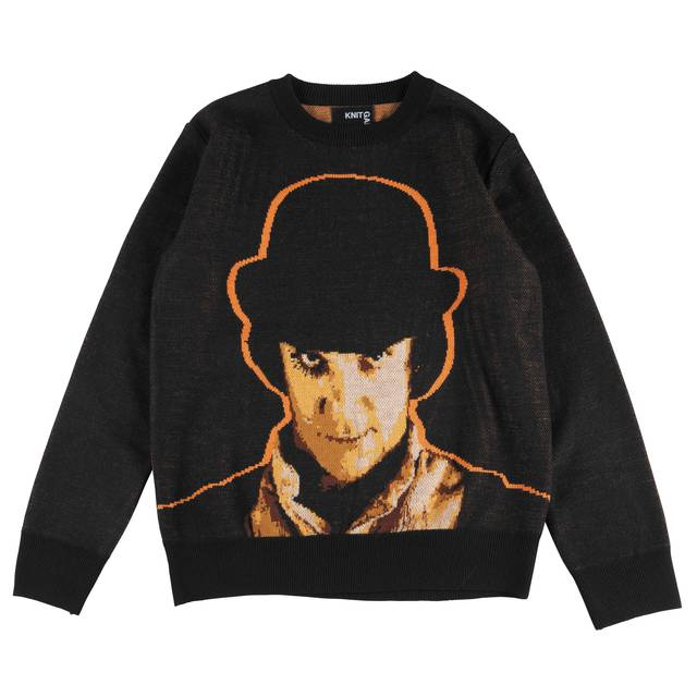 "KNIT GANG COUNCIL ""A CLOCKWORK ORANGE""