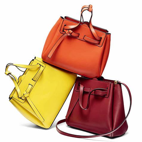 ロエベの「ラゾ」バッグにミニサイズが登場|LOEWE