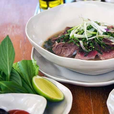フレッシュな本場のベトナム料理を堪能『テイスト オブ アマノイ』|AMAN TOKYO