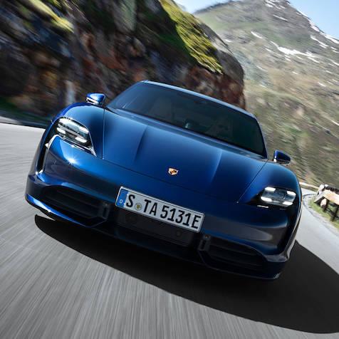 ポルシェ初となるフルEV「タイカン」がついにワールドプレミア|Porsche
