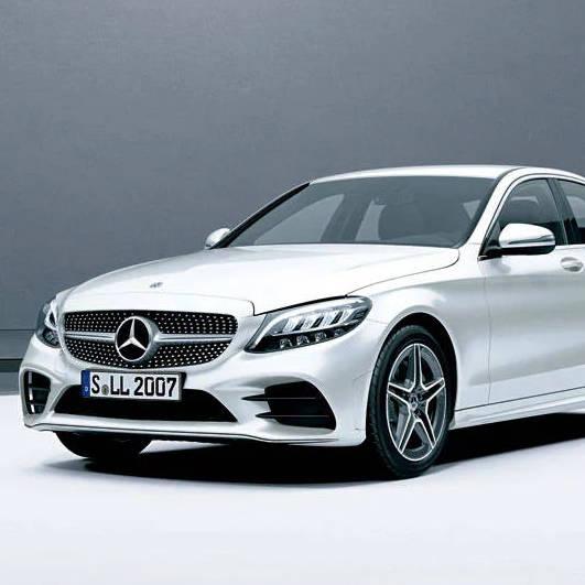 メルセデス「Cクラス セダン」にPHEVモデルを投入|Mercedes-Benz