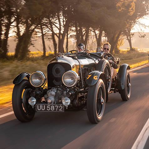 1930年のル・マンに参戦した往年の名車「ブロワー」を12台限定で復刻|Bentley