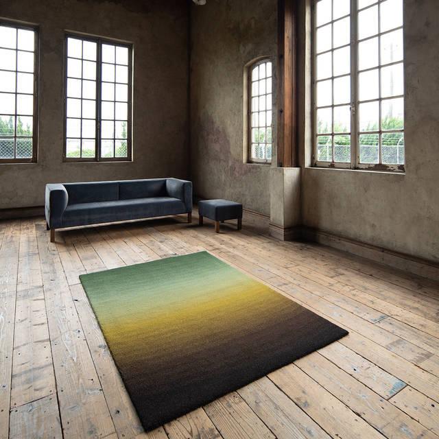 小林幹也氏による山形緞通デザイナーライン最新作「TOCHI」「KOU」|山形緞通