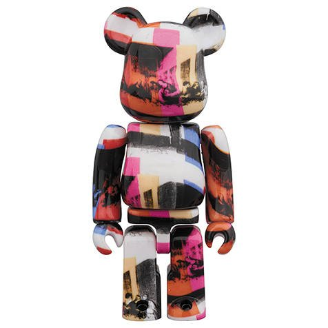 """BE@RBRICK ANDY WARHOL """"The Last Supper""""  100% & 400%/1000%