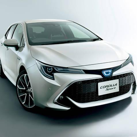 日本が世界に誇るロングセラーモデル、トヨタ「カローラ」がフルモデルチェンジ|Toyota