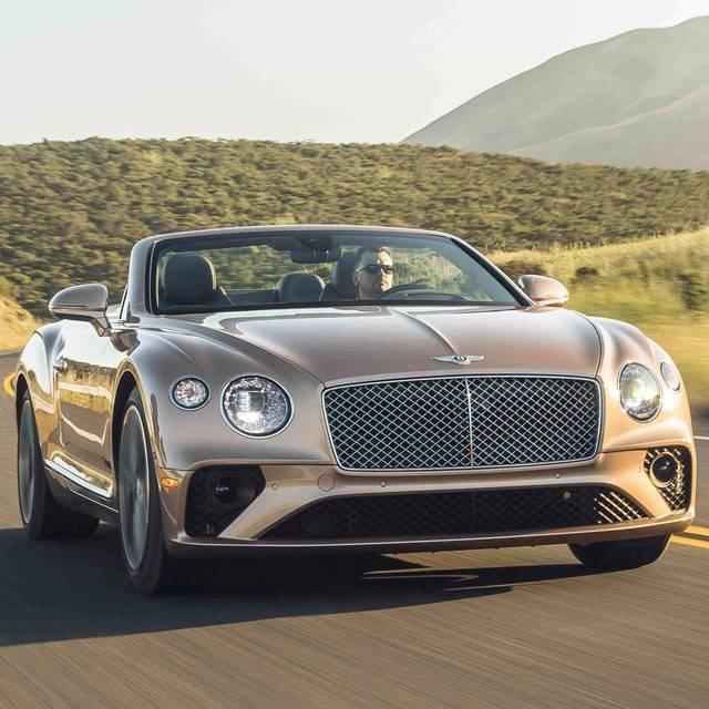 V8ならではの走りとサウンド─コンチネンタルGTに4.0リッターV8ターボモデルが追加|Bentley