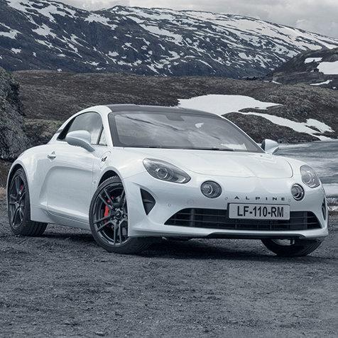 日本未発売のアルピーヌの最上位モデル「A110S」が東京モーターショー2019に登場|Alpine