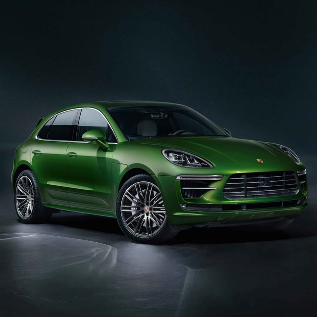 マカンのトップグレード「マカンターボ」の予約受注をスタート| Porsche