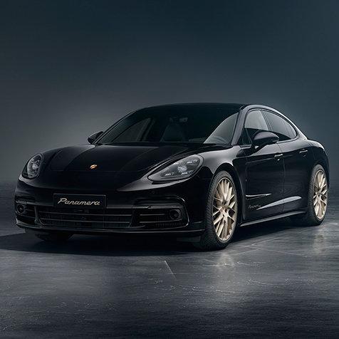 パナメーラの誕生10周年を記念したスペシャルエディションが登場  Porsche