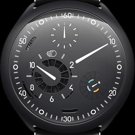 世界初! スマートフォンと連携する機械式時計「Type 2」|RESSENCE