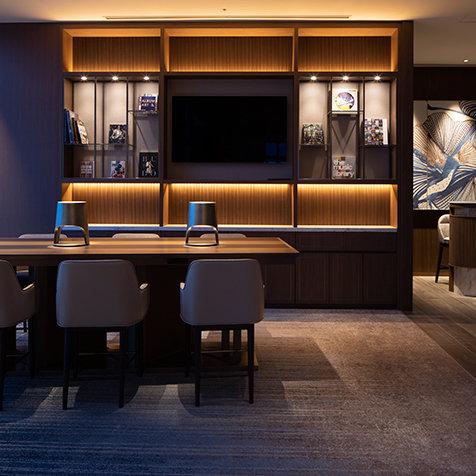 ストリングスホテル東京インターコンチネンタル初のクラブラウンジを開設|TRAVEL