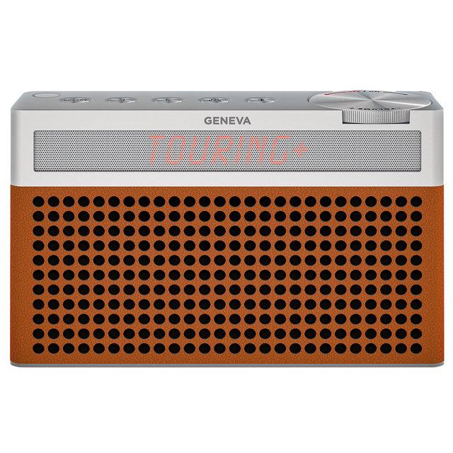 スイス発、ハイエンドFMラジオ+Blutoothスピーカー | GENEVA