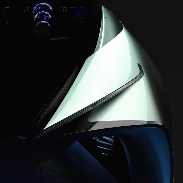 レクサスのビジョンを象徴するEVコンセプトカーを東京モーターショーでワールドプレミア| Lexus