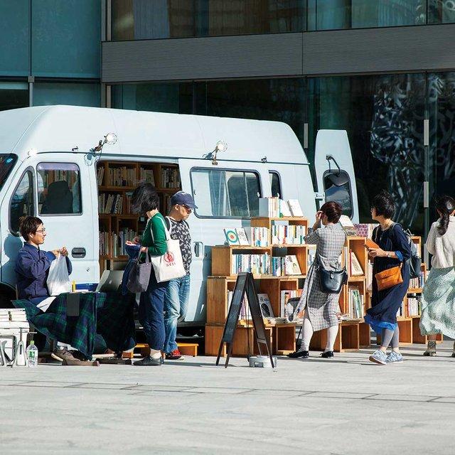 虎ノ門ヒルズで人気の2つのイベントが初の同時開催|TORANOMON HILLS