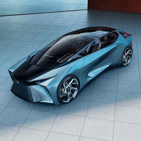 レクサスの電動化ビジョンを象徴するコンセプトカーが東京モーターショー2019でワールドプレミア|Lexus