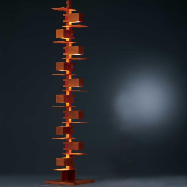 名作照明「TALIESIN®2」の特別限定モデルが登場|YAMAGIWA