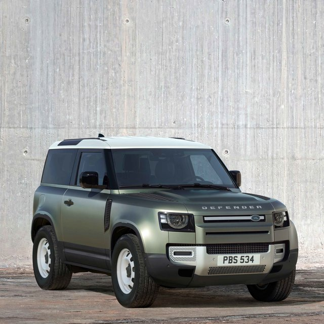 71年ぶりに降りモデルチェンジした新型ディフェンダーの先行予約モデル「ローンチエディション」受注を開始|Land Rover