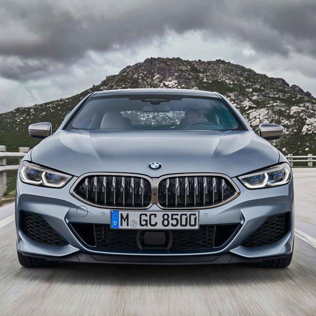 8シリーズ第3のモデル──ラグジュアリー4ドアクーペ「BMW 8シリーズ グランクーペ」がデビュー|BMW
