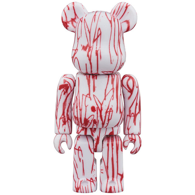 BE@RBRICK LOVE ME 100%&400%, Sync. CURTIS KULIG シリーズ|MEDICOM TOY