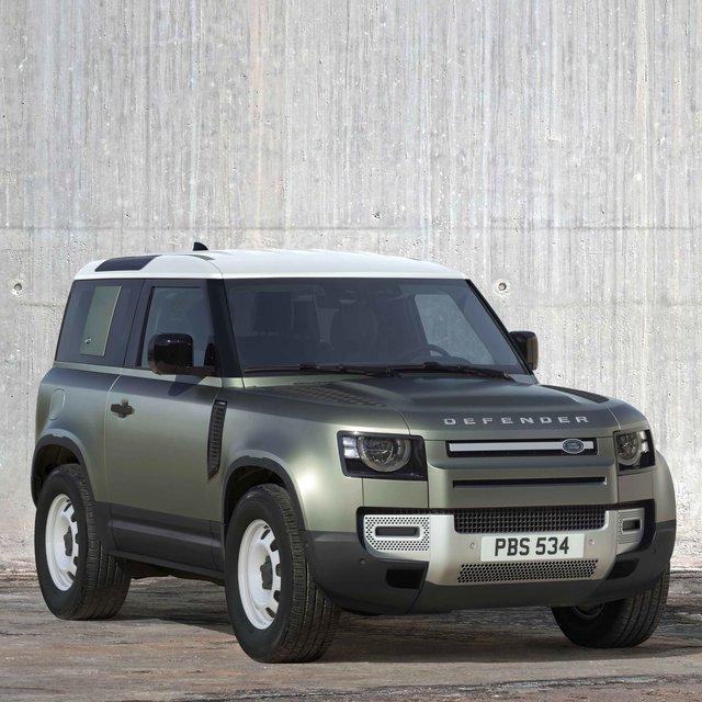 71年ぶりに生まれ変わったディフェンダーの先行予約モデル第2弾が発表|Land Rover