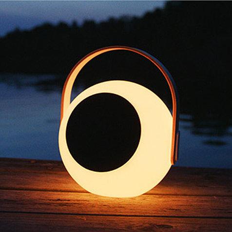 光と音を持ち運ぶ、ランタンスピーカー|mooni