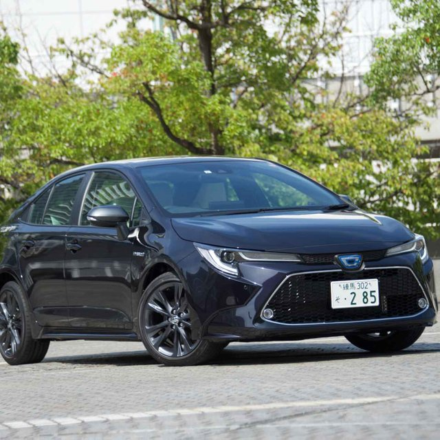 大きく若返りが図られた新型トヨタ カローラに試乗|Toyota