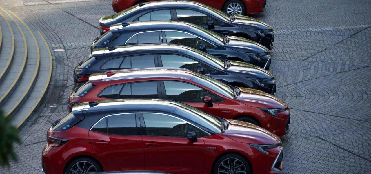 大きく若返りが図られた新型トヨタ カローラに試乗|Toyota