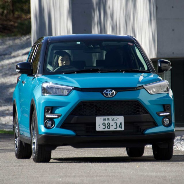まさに良品廉価なコンパクトSUV、ダイハツ「ロッキー」、トヨタ「ライズ」に試乗 |Daihatsu / Toyota