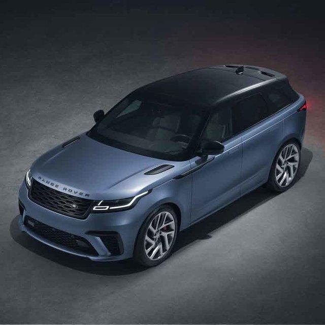 ヴェラールにSVOがチューニングした53台限定のスペシャルなモデルが登場|Land Rover Range Rover