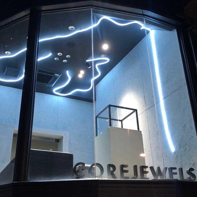 CORE JEWELSが原宿に直営店をオープン|CORE JEWELS