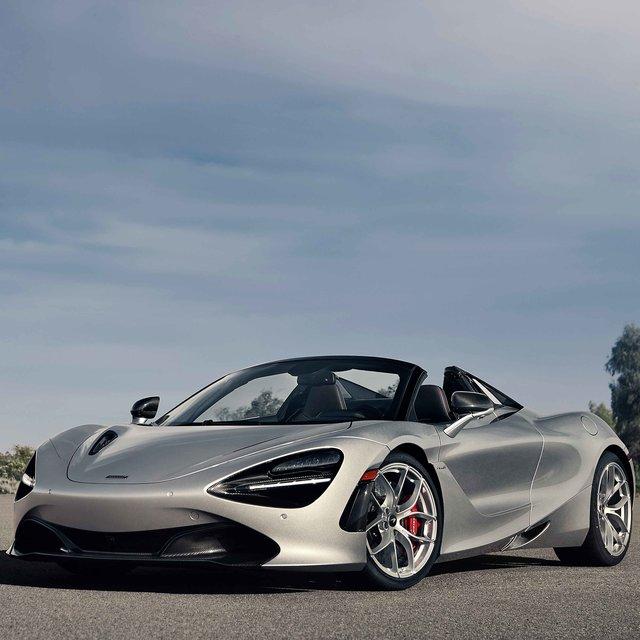 最新のマクラーレン2台が「東京オートサロン」に登場|Mclaren