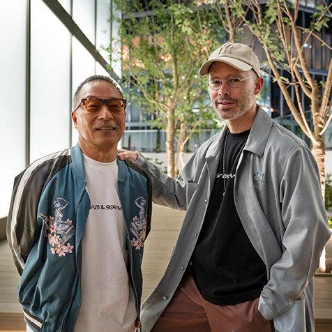 「2G」のオープニングを飾った2人の偉大なアーティスト