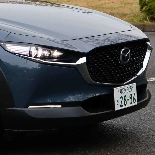 デザインと室内パッケージの両立を目指した意欲作──マツダCX-30に試乗|Mazda