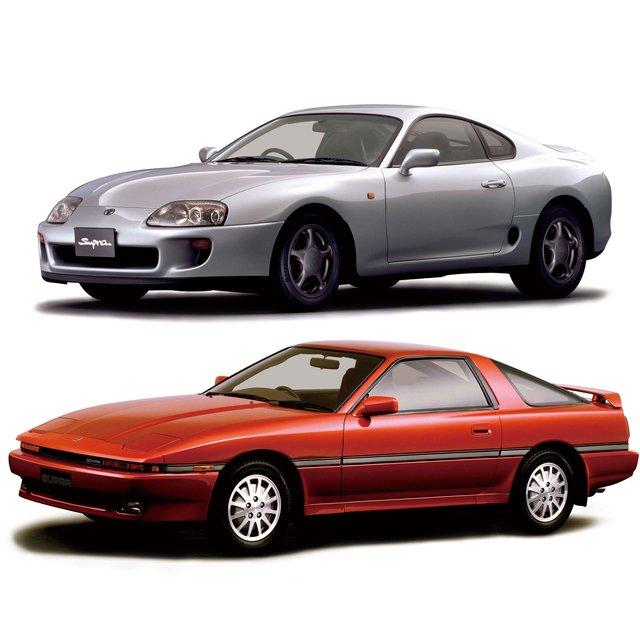 トヨタ、旧型スープラのパーツを復刻するプロジェクト「GRヘリテージパーツプロジェクト」を始動|Toyota