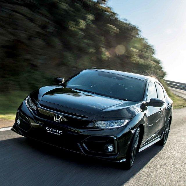 安全運転支援システムが標準装備に──ホンダ、シビックを一部改良|Honda